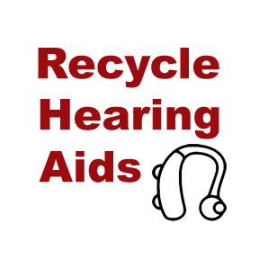 link to hearing aid recycling page
